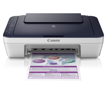 Canon PIXMA E400 Multi Function Inkjet Color Printer