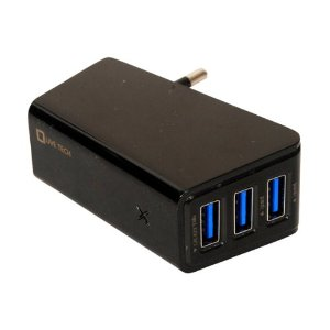 Live Tech UWC02 Universal Wall Charger 3.1.A