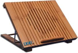 Live Tech - Bamboo Cooler Pad