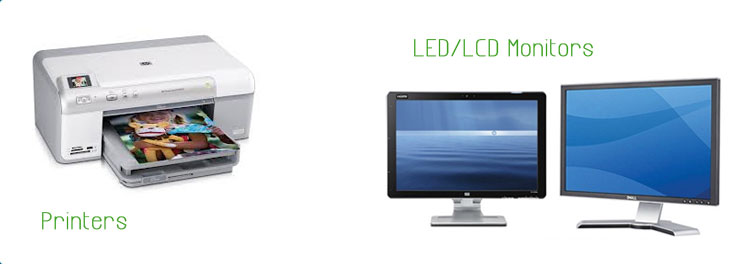 LED / LCD Monitors